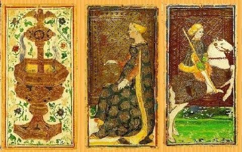 Tarot Visconti-Sforza.