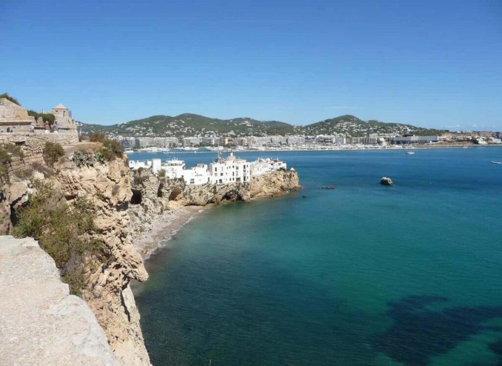 Ideal para disfrutar de una escapada romántica Ibiza