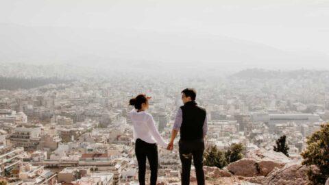 Destinos románticos para las vacaciones en pareja